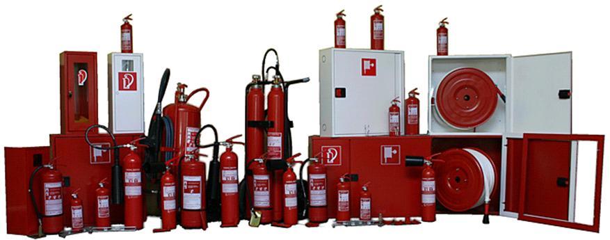Hasicí přístroje a hydrantové systémy – Kodreta Štefanov